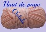 CREATION `HAUT DE PAGE` PELOTE ROSE POUR SITE CLELULO